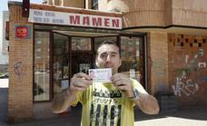 Una parte del segundo premio del sorteo de Lotería Nacional deja 180.000 euros en Palencia