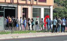 52.000 parados de más de 55 años de Castilla y León, pendientes del subsidio