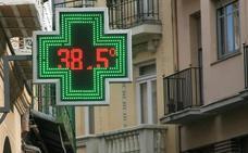La primera ola de calor dejará en Burgos temperaturas de hasta 38 grados