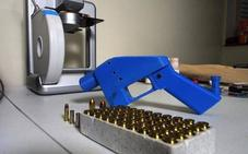 Un juez de EE UU frena la legalización de las armas 3D horas antes de su entrada en vigor