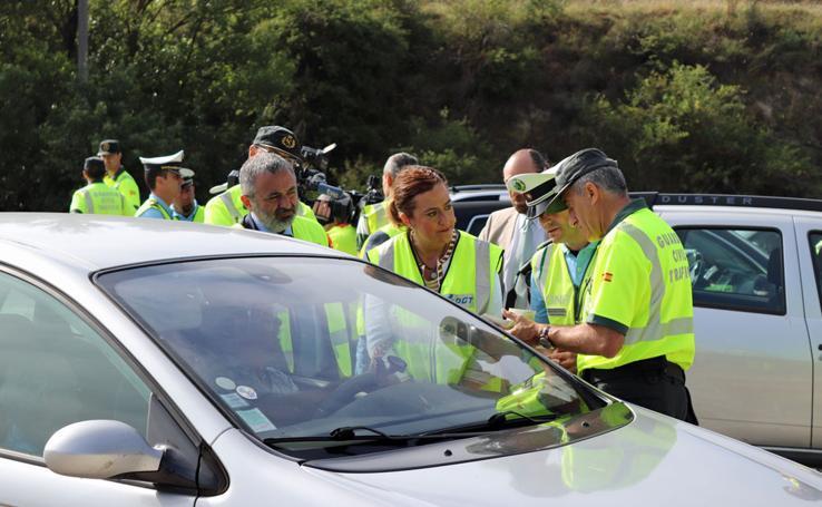 Operativo especial conjunto para asistencia a viajeros portugueses