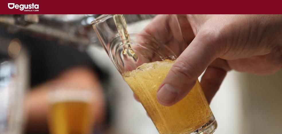 El castellano y leonés toma una cerveza por las casi dos del murciano