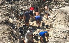 Localizan en Treviño el pico minero más antiguo de la península ibérica