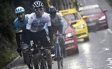 David de la Cruz liderará al Sky en la Vuelta a Burgos
