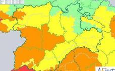 Este viernes los termómetros podrían superar los 40 grados en el sur de Ávila y Salamanca