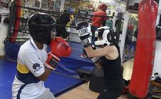 El boxeo, una ayuda para jóvenes en situación de riesgo social