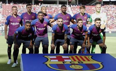 La vuelta del fútbol oficial con la Supercopa de España da emoción a la parrilla