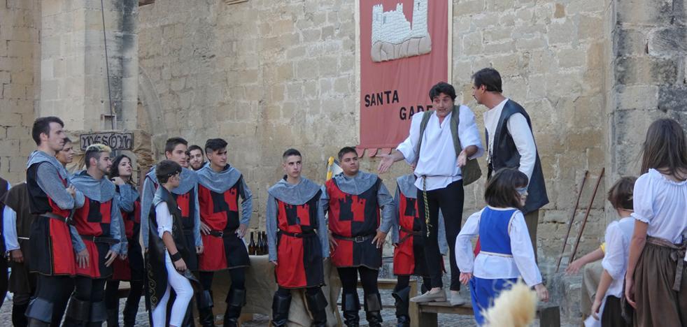 Lo antiguo y lo moderno, a juicio en la representación medieval de Santa Gadea