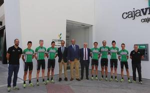 Comienzo de la Vuelta a Burgos con un «ilusionado» Caja Rural Seguros RGA