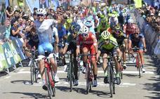 Moschetti, de colista a ganador de la segunda etapa