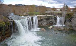 Valle de Tobalina no descarta limitar el acceso a la cascada de Pedrosa, que registró un herido el domingo