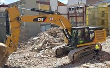 La demolición de San Gil concluye, dando paso a las tareas de desescombro