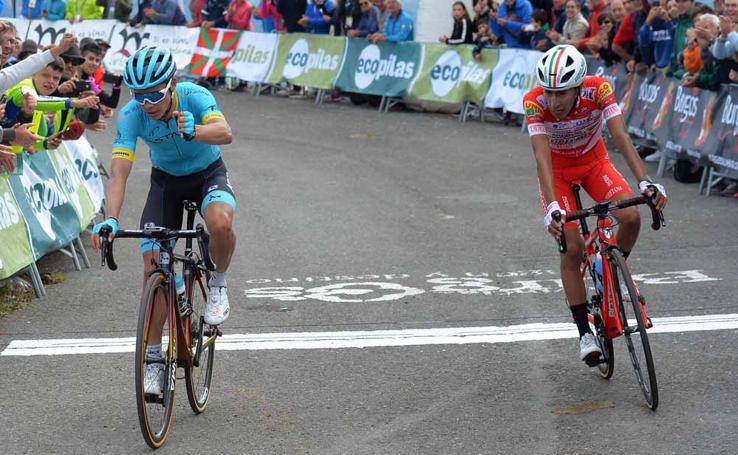 Los mejores momentos de la etapa 3 entre Sedano y Picón Blanco