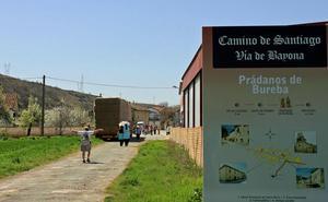 La Vía Bayona exige ser BIC para proteger este 'Camino de Santiago' con mil años de historia