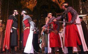 El conde Sancho García vuelve un año más a Oña gracias al Cronicón