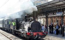Vuelve a Palencia el tren turístico 'Las Edades del Hombre'