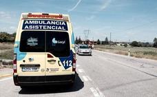 Seis heridos en un accidente en Bahabón de Esgueva