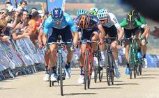 Las mejores imágenes de la etapa 4 de la Vuelta a Burgos