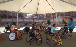 El Campamento Urbano de ocio inclusivo en Burgos cierra con éxito su II edición