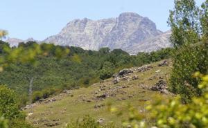 Rescatados dos montañeros murcianos en el Pico Curavacas