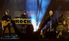 Concierto de Liam Gallagher en el Sonorama Ribera