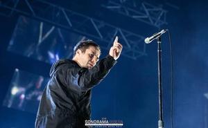 Liam Gallagher aprueba en el Sonorama, pero 'Wonderwall'... para septiembre