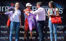 La etapa 5 de la Vuelta a Burgos, en imágenes