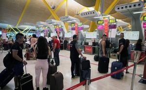 Aumentan los pasajeros de avión un 3,2% en julio a pesar de las huelgas
