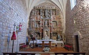 Cardeñuela Riopico suma 1.000 euros más para restaurar su retablo