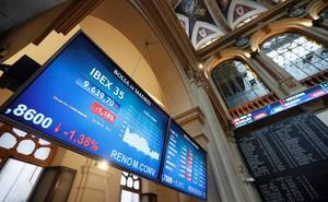 El Ibex-35 cae a su nivel más bajo desde mayo por la crisis turca