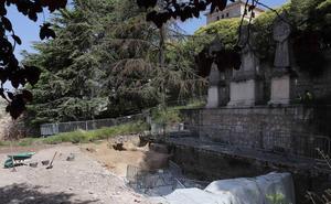 El Ayuntamiento y Ego Ruderico siguen buscando «nuestro origen» bajo el Solar del Cid