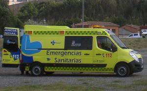Seis heridos en diferentes accidentes de tráfico registrados en el ecuador del verano