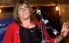 La primera candidata transgénero a gobernadora en Estados Unidos