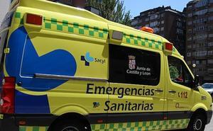 Cinco heridos en dos accidentes de tráfico en Soncillo y Villahoz