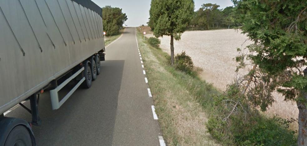 Araúzo de Miel pide la reforma de la carretera entre Huerta del Rey y Caleruega