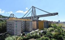 Atlantia pierde más de 4.200 millones de euros desde el desplome del puente en Génova