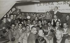 Una peña unida por 65 años de fiesta y tradición
