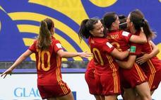 España doblega a Nigeria y se mete en semifinales