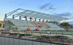 El Burgos CF debutará en casa el 2 de septiembre a las 18:00 horas con un estadio de circunstancias