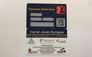 La Junta ha expedido en los que va de año un total de 1.768 Carnés Jóvenes en Burgos