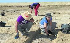 Las excavaciones desvelan el papel que jugó Dessobriga en las Guerras Cántabras