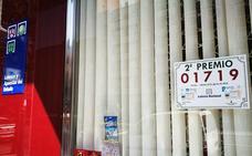 El segundo premio de la Lotería Nacional vuelve a caer en la capital