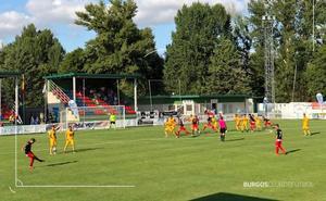 Una pretemporada sin triunfos identifica el mal del Burgos CF, la estrategia