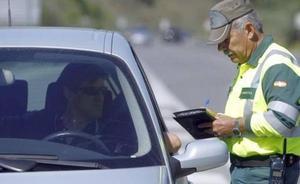 El número de multas en la provincia cae un 9,5%, pero sigue encabezando la región