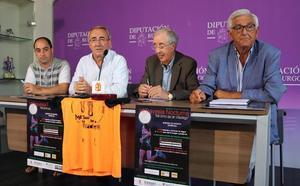 La solidaridad y el deporte recorren juntos la Travesía Nocturna de Villadiego