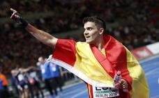 Bruno Hortelano buscará batir sus récords de 100 y 200 en dos horas