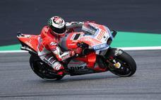 Silverstone mide el nivel de Ducati y Lorenzo