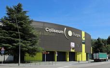 Luz verde a la reforma de los baños del Coliseum