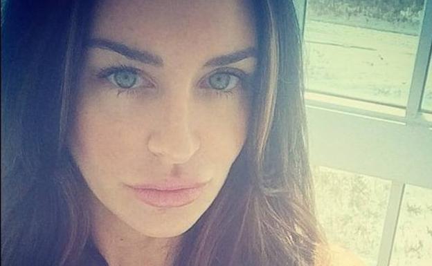 Misteriosa muerte por estrangulamiento de una exmodelo de Playboy