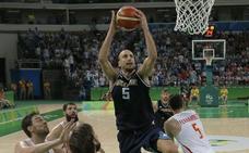 Manu Ginóbili anuncia su retirada del baloncesto